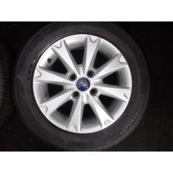 Ford Fiesta Sommerräder...